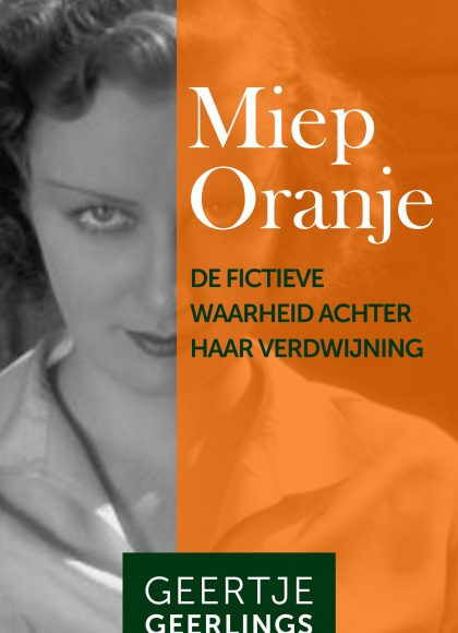 Miep Oranje ebook cover