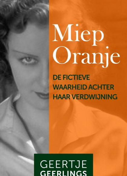 Miep Oranje ebook cover